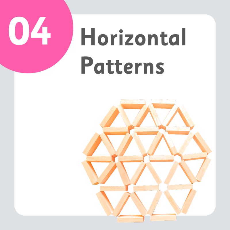 Horizontal Patterns