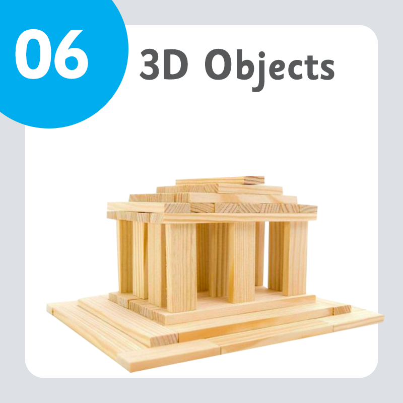 3D Objects