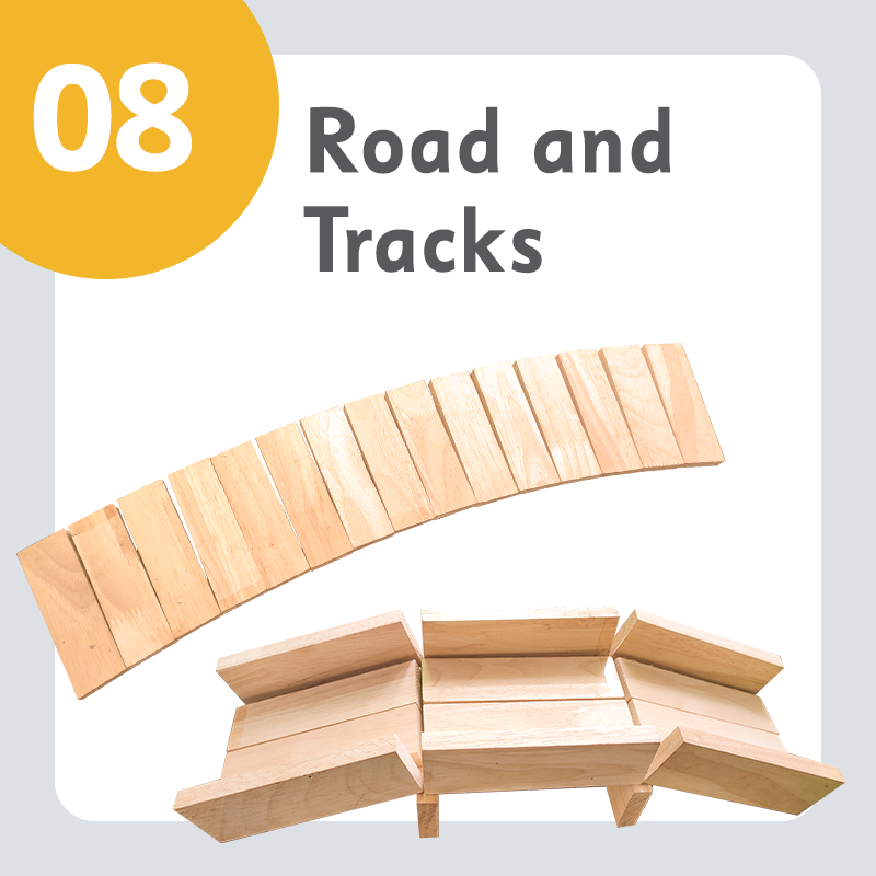 Road and Tracks